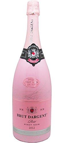 Brut Dargent Ice Rose Pinot Noir Demi-Sec Halbtrocken (1 x 1.5 l)