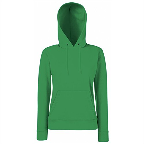 Fruit of the Loom - Jersey para hombre Kelly Green