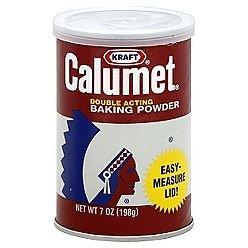 Kraft Calumet Baking Powder, 7 oz (Pack of 6)