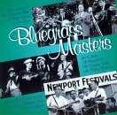 Bluegrass Masters: Newport Festivals by Vanguard