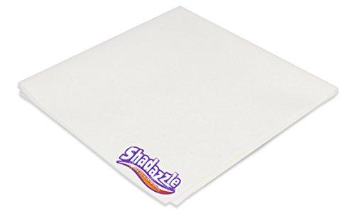 Shadazzle Advanced Microfiber No Streak Cloth - Pack of 2 Nanofiber Cleaning Cloths