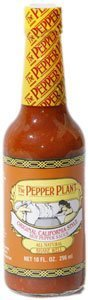Pepper Plant Original California Style Hot Sauce 10 Fl. ()