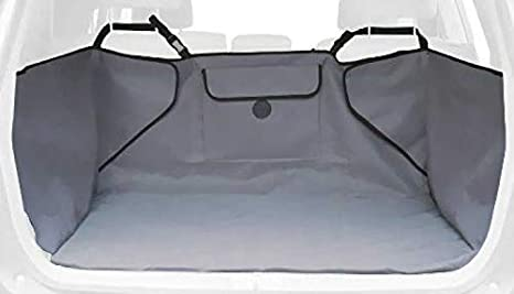 Quilted Pet Dog Boot Liner Protector For VW VOLKSWAGEN TIGUAN ALL MODELS