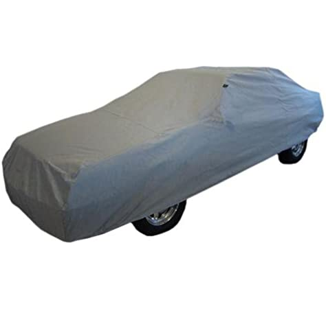 Covercraft Custom Fit Multibond Block-It 200 Series Convertible Interior Car Cover Gray IC3023SG