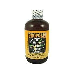 Propolis Honey Cough Elixer 8oz cough syrup by Comvita