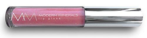 Modern Minerals - Natural / Vegan Emotive Lip Gloss (Violet Rose - A Shimmer Sheer Mauve)