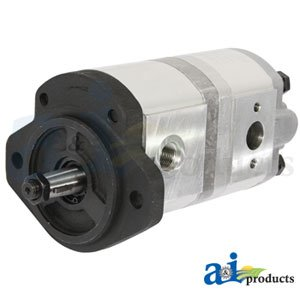 A&I - Pump, Steering (Tandem) (2WD W/ 1006.6 ENG SN C09040>). PART NO: A-3774...