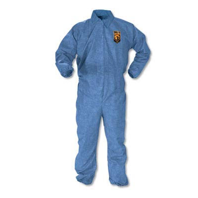 KCC45004 - Kleenguard Ultra, X LGR Coverall,Denim -