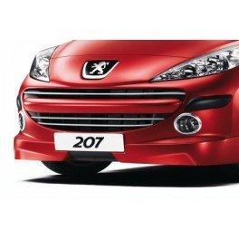 Peugeot - Bandeja De rejilla, color Gris, de aluminio, para Peugeot 207: Amazon.es: Juguetes y juegos
