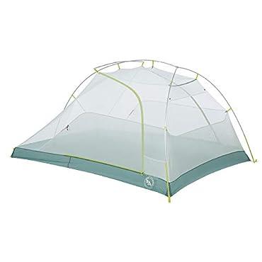 Big Agnes Tiger Wall 3 Platinum 3 Person Tent-Green (TTWP319)