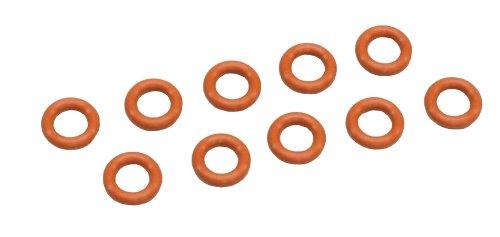 - Kyosho ORG05 Silicone P5 O-Ring (10 Piece), Orange