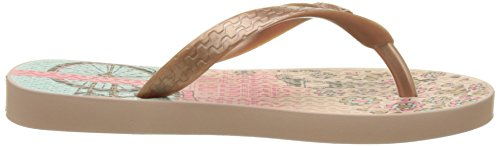 Ipanema Paris - Sandalias Niñas Multicolour (Blush/Rose Gold)