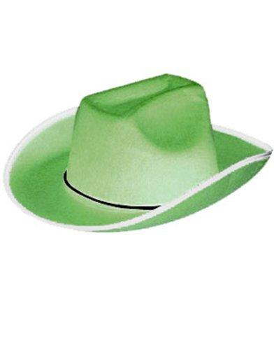 U.S. Toy H387 Cowboy Hat, Green