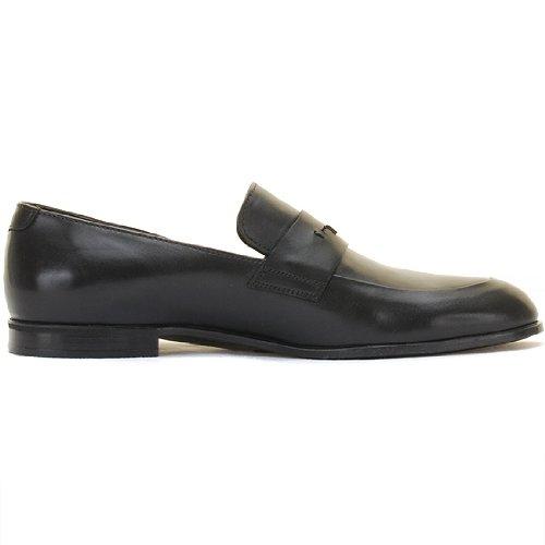 Calvin Klein - Mocasines para hombre negro negro, color negro, talla 41: Amazon.es: Zapatos y complementos