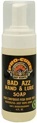 Pro-Cure Bad Azz Hand & Lure Soap, 4 O