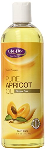 Life-Flo Oil, Pure Apricot, 16 Ounce