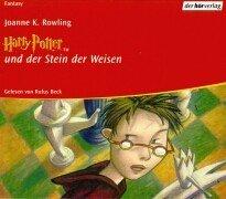 Harry Potter und der Stein der Weisen (Philosopher's Stone) in German Audio Book (Harry Potter, Volume One)