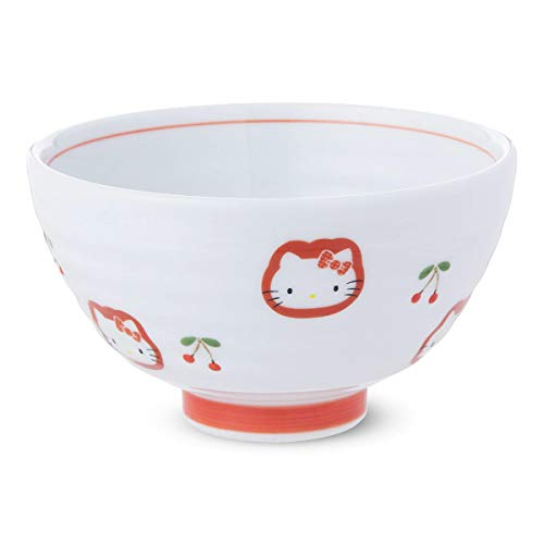- Hello Kitty Rice Bowl Genuine Aritayaki Arita Ware