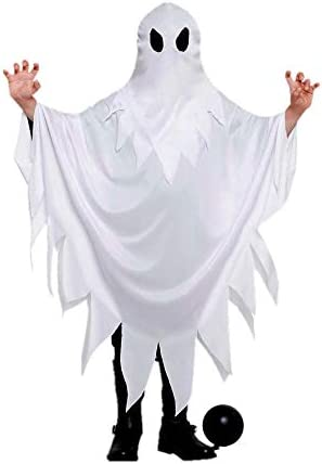 Disfraz de Fantasma para niños: Amazon.es: Juguetes y juegos