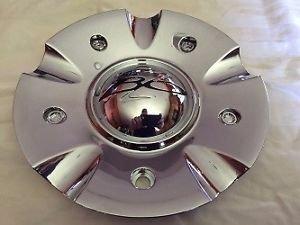 bzo-colt-45-wheel-center-cap-bz702-a-new-chrome-rim-middle