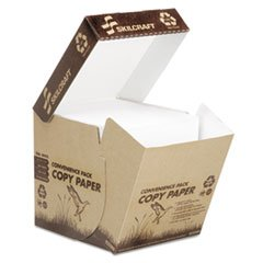 AbilityOne - 100% Post-Consumer Recycled Copy Paper - Reamless 7530-01-611-0277