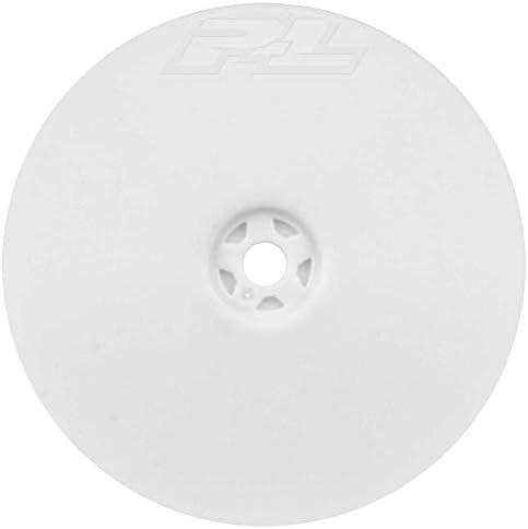 Velocity 2.2 4WD Front White Wheel (2) XB4