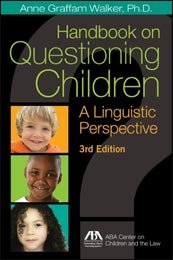 Handbook on Questioning Children: A Linguistic Perspective