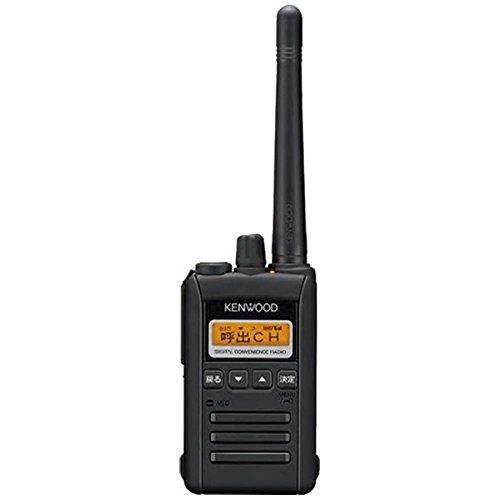 JVCケンウッド ハイパワー・デジタルトランシーバー資格不要/登録局対応KENWOOD TPZ-D553SCH