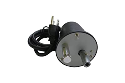 Tritogenia 6RPM Rotisserie Motor for Cyprus Style Barbecue Grills