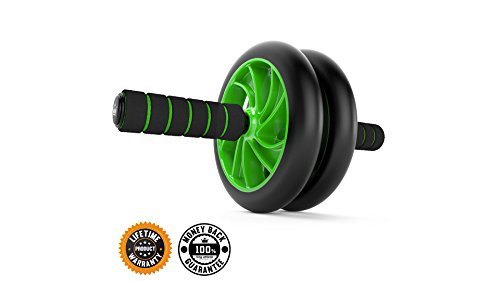 Ab-Roller-Wheel-Abs-Carver-for-Abdominal-Stomach-Exercise-Training-Fitness-Equipment-Core-Shredding-Includes-2-Bonus-E-Books