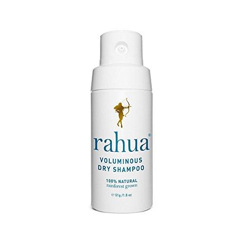 Rahua Voluminous Dry Shampoo (Pack of 2) with Certified Organic Cassava Root, Fuller's Earth Clay, Star Anise and Vanilla Planifolia, Vegan and Cruelty-free, Non-toxic, 1.8 oz. by Rahua (Image #1)