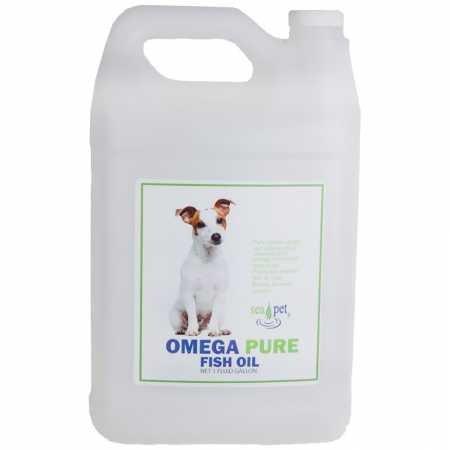 Sea Pet Omega Pure Fish Oil (1 Gallon) For Sale