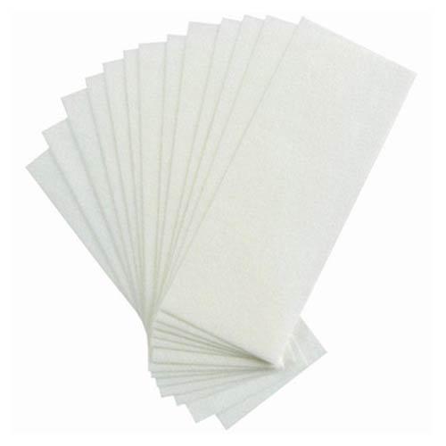 Professional Paper Waxing Wax Strips Leg Body Bikini Face Non Woven Quality X100 SK:ONE Beauty Suppliers