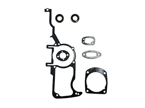 EngineRun Husqvarna Gasket Kit Oil Seals Set fits for 181 281 281xp 288 288xp Chainsaws OEM 501813402 Ships from The USA 501 81 34-02