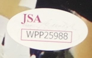 Kris Jenkins Signed Framed Villanova 16x20 Photo The Shot Inscribed JSA ITP