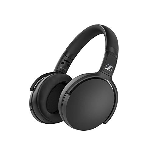 Sennheiser HD 350BT Bluetooth 5.0 Wireless Headphone - 30-Hour Battery Life, USB-C...