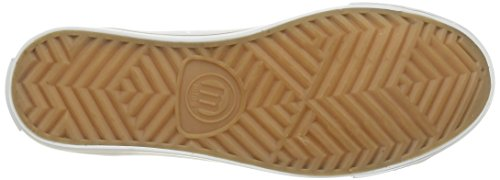 Zapatillas MTNG GRIS de deporte Lona unisex chica CANVAS Erqwqx18zO
