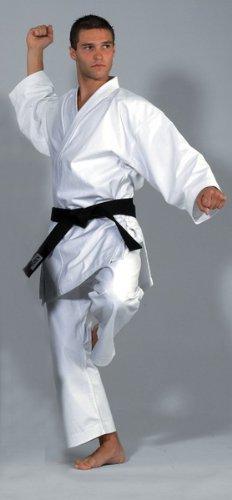 Kwon traje de Karate tradicional (blanco) 140: Amazon.es ...