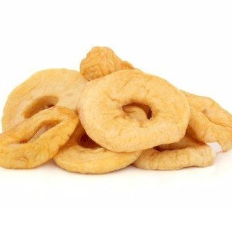 Apple - Bulk Apple Rings 25 Pound Value Box - Freshest and highest quality dried fruit from US based farmers markets - Bulk dried fruit for homes, restaurants, and baked goods. (25 LB)