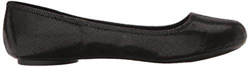 Dr. Dr. Scholl's Women's Friendly Flat Black Mini Snake Print Mini Impresión Negro Plana Amigable De Las Mujeres Del Scholl Serpiente Fechas de lanzamiento de envío gratis QqxZz