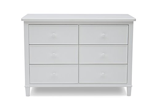 Buy white wood chest of drawers