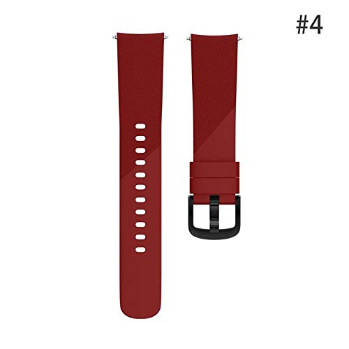 Jewh Silicon Sport Watch - Strap Samsung Gear - Sport S4 Replacement - Sports Watch Band