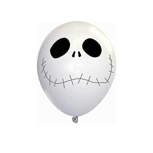 Besttt-Seller 12 inch Halloween Jack( Skeleton),Jack Skellington Latex