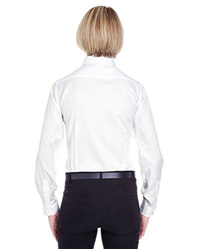 Mujer Blanco Ultraclub Para Ultraclub Camisas Camisas YHxIwqOnU