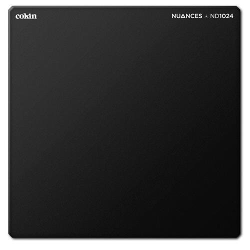 Cokin NUANCES 84x84mm Neutral Density Filter 3.0 - (1024X), 10 Stops, P-Series - Multi Layer Coating Schott Glass Filter