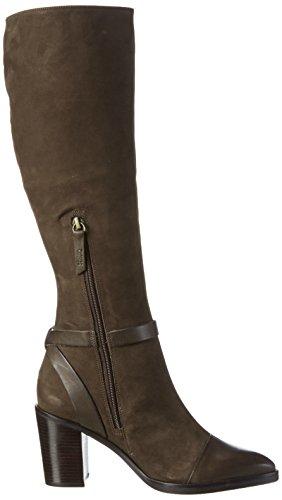 Equitazione Hot Schutz Leg Strech Donna Stivali da Braun Urban Coffee XXFqwA