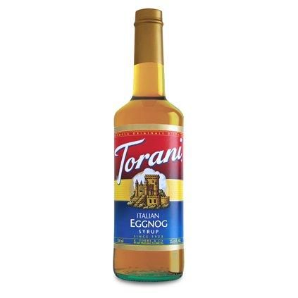 Torani Italian Eggnog Syrup 750 product image