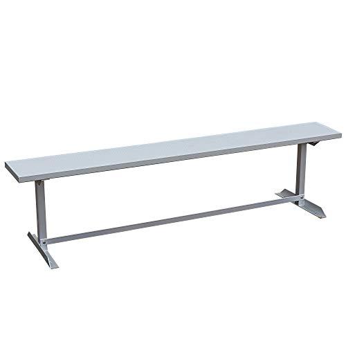 Titan Aluminum Bench | 6′