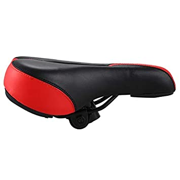 Most Comfortable Bike Seat for Men Mens Padded Bicycle Saddle with Soft Cushion