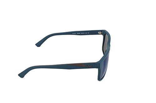 550855 Unisex Adulto de Sol Gafas Emporio Armani Matte Petroleum xzXIFv8qw